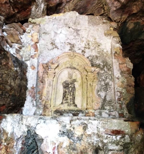 Kip Gospe u Vraninama postavljen u sjećanje na pronalazak čudesnog kipa.