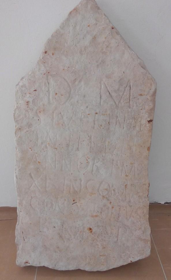 Nadgrobni natpis iz Poplata