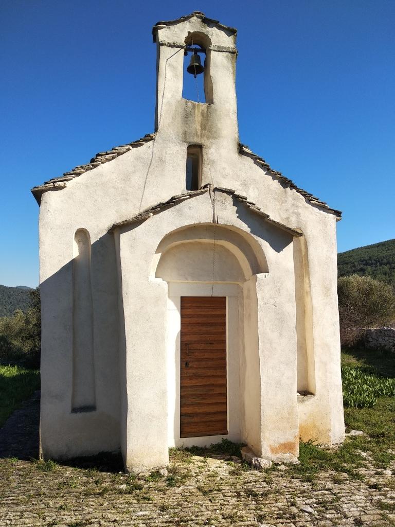Zvonik na preslicu.