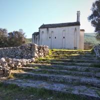 Malena crkva svetih liječnika Kuzme i Damjana koja čuva zavjetne crteže